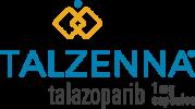 TALZENNA (talazoparib) logo
