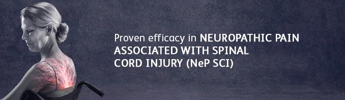 NeP SCI patient