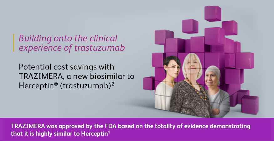 Building onto the clinical experience of trastuzumab