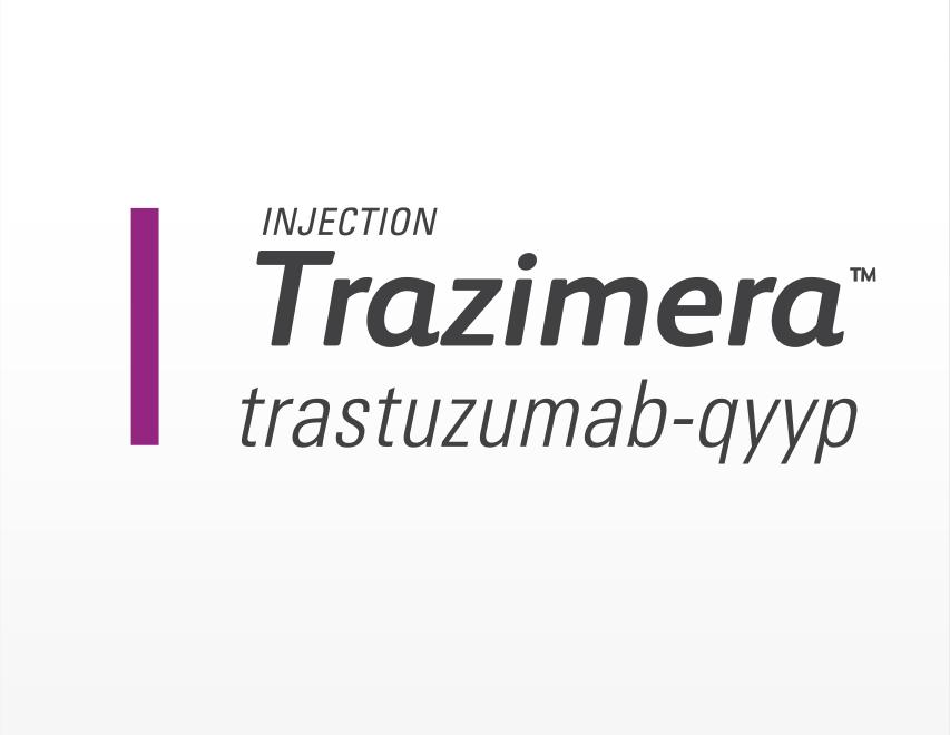 Trazimera (TM) trastuzumab-qyyp logo