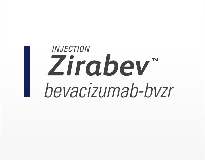 Zirabev (TM) bevacizumab-bvzr logo