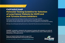 e72c577b583 Summary of the CAP IASLC AMP Molecular Testing Guideline for lung cancer